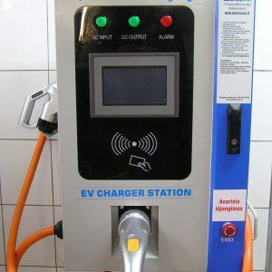 Станция быстрой зарядки