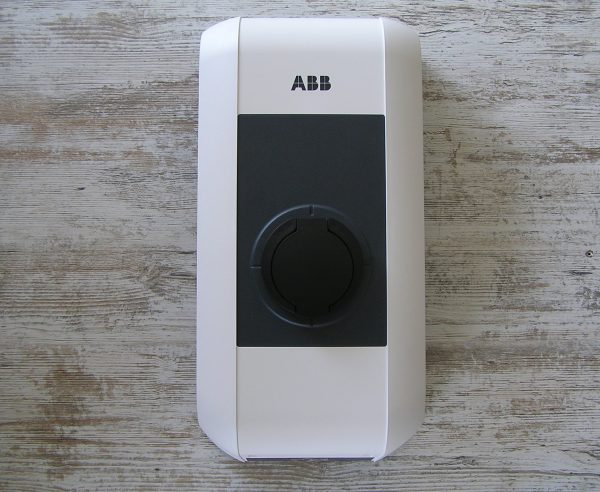 Uzlādes stacija ABB EVLunic